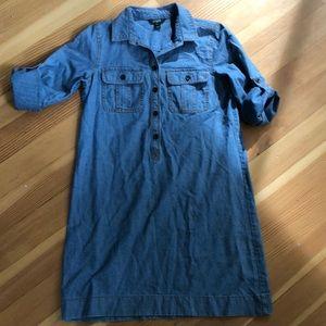 🆕 ⭐️J.Crew⭐️ Chambray shirt dress